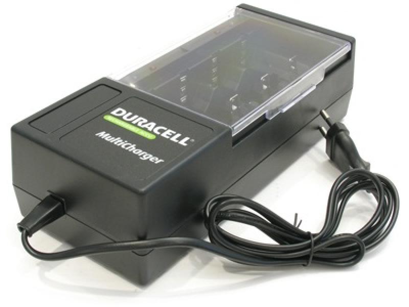 Зарядное устройство Duracell CEF11EB