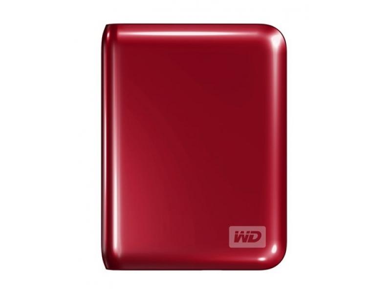 Внешний жесткий диск Westerndigital WDBACY5000ARD-EESN Red