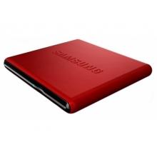 CD/DVD/BlueRay дисковод Samsung SE-S084D red