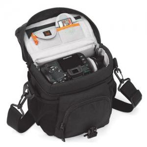 Чехол для фото-видео аппаратуры Lowepro Nova 140 AW Black