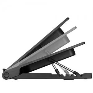 Подставка охлаждения для ноутбука Deepcool N7 black