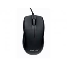 Мышь Delux DLM-375BU