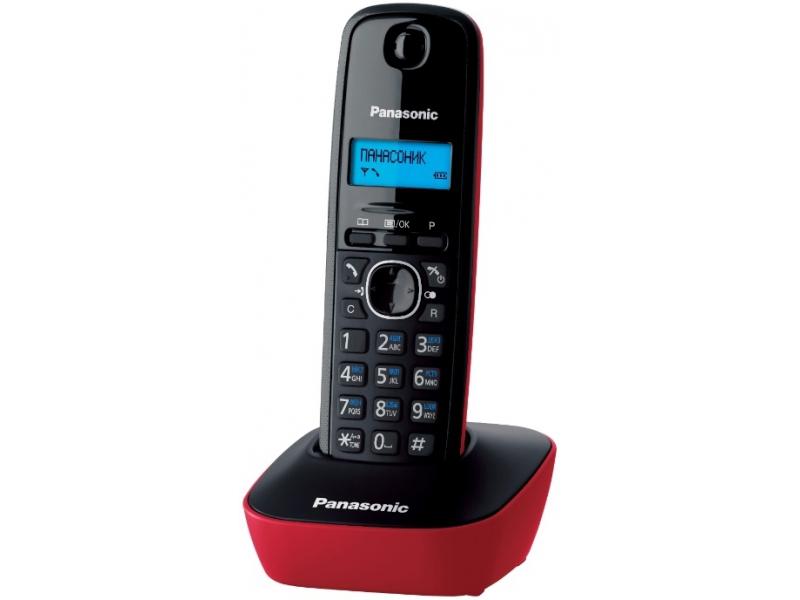 Радиотелефон Panasonic KX-TG1611CAR