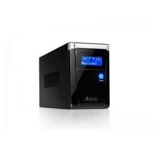 Источник бесперебойного питания SVC UPS V-800-F LCD Black