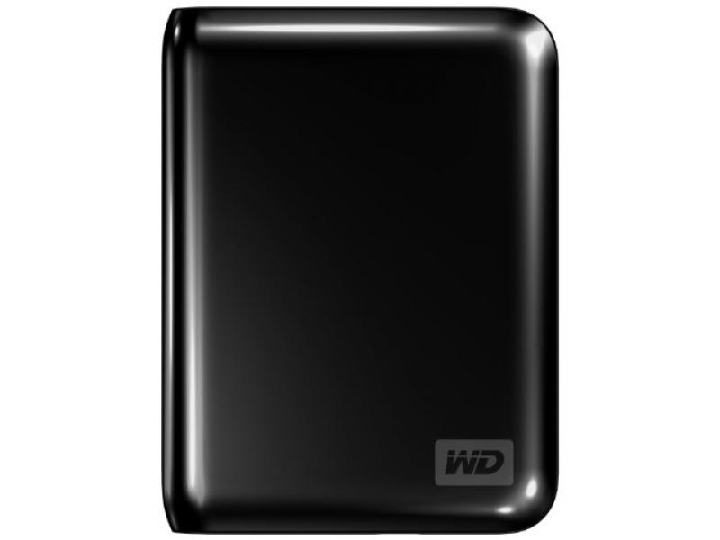 Внешний жесткий диск Westerndigital WDBACY5000ABK-01