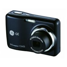 Цифровой фотоаппарат GE C1433 black