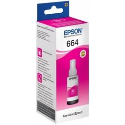 Картридж Epson T6643 (C13T66434A) Magenta