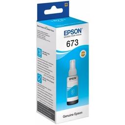Картридж Epson 673 (C13T67324A)