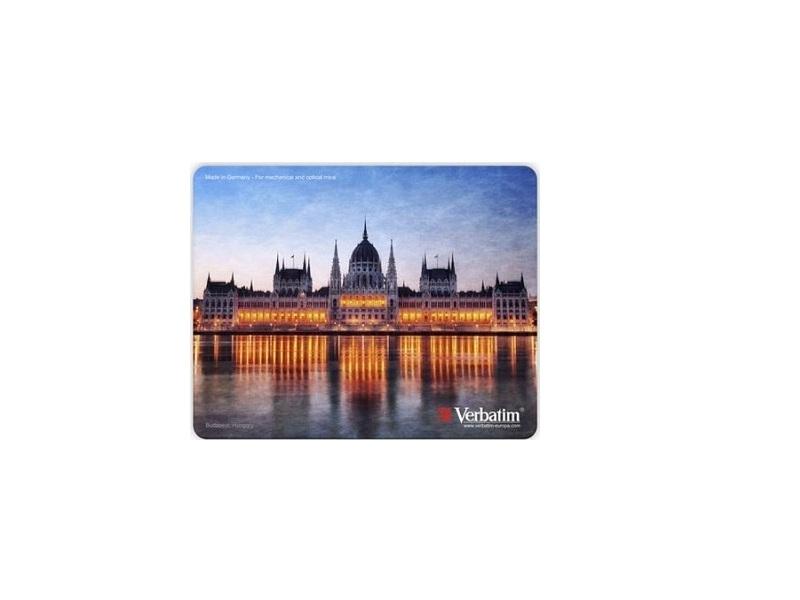 Коврик для мыши Verbatim Budapest Hungary V3.P