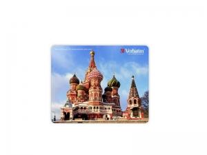 Коврик для мыши Verbatim Moscow Russia V1.P