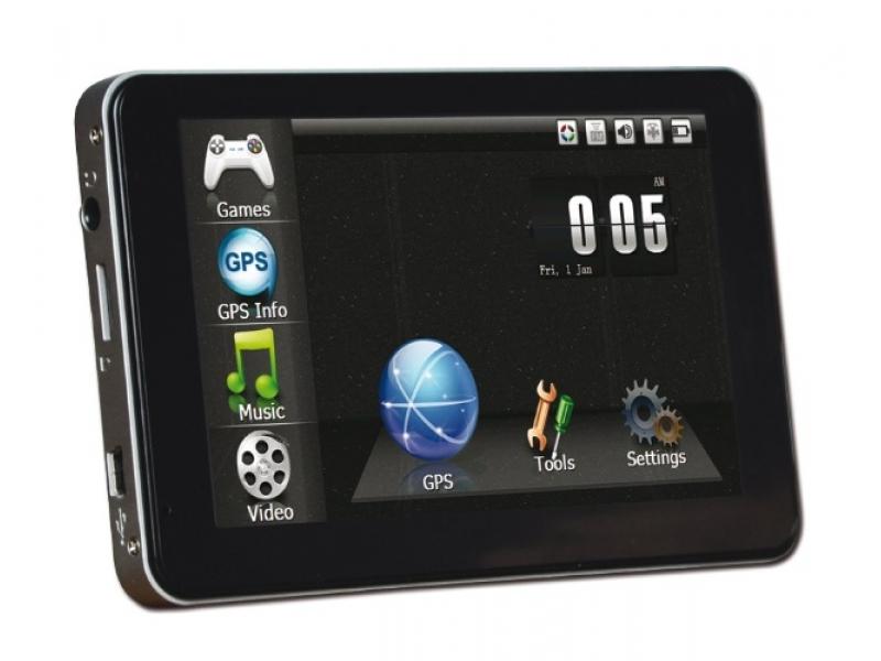 GPS навигатор Prestigio Geovision  4500BTFM