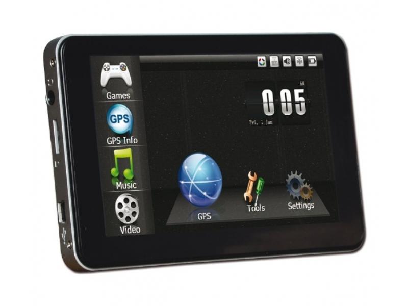 GPS навигатор Prestigio Geovision  5500BTFMHD