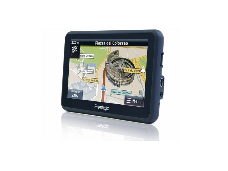 GPS навигатор Prestigio GV 5120BT