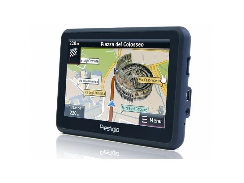 GPS навигатор Prestigio GV 5120