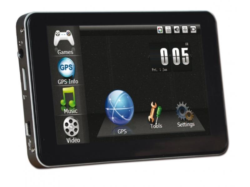 GPS навигатор Prestigio Geovision  4500BTSMNV