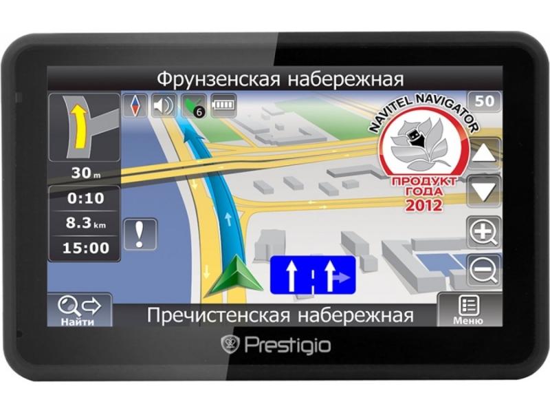 GPS навигатор Prestigio Geovision  4141