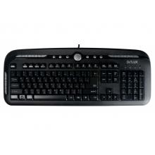 Клавиатура Delux DLK-8100U