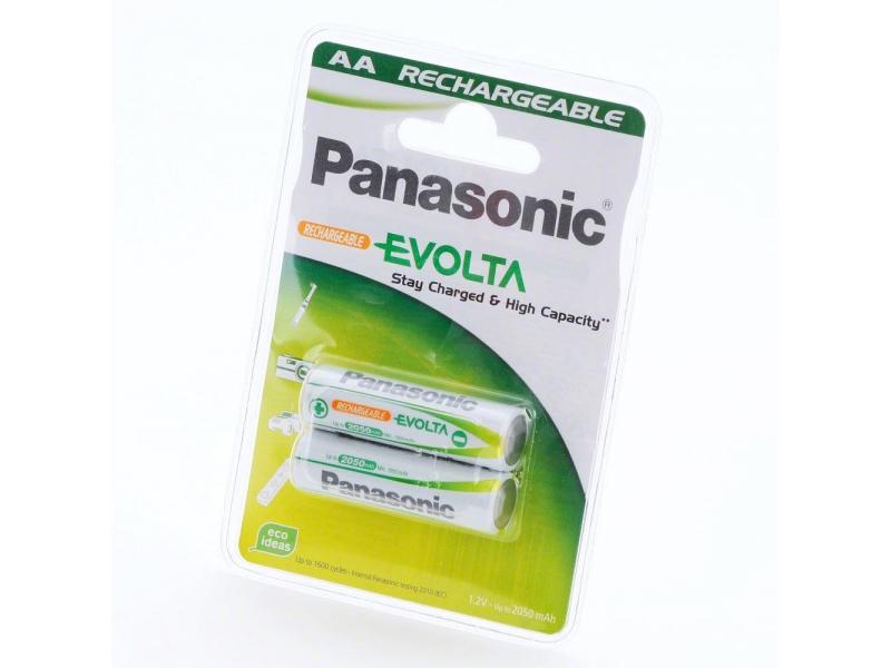 Элемент питания Panasonic EVOLTA  P-6E/2BC2050