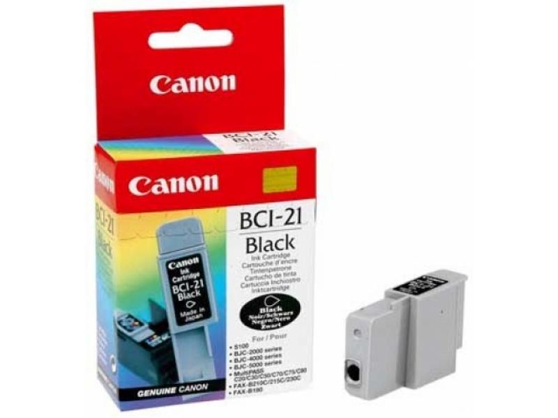 Картридж Canon BCI-21/BCI-24 Black