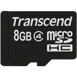 Карта памяти Transcend TS8GUSDC4