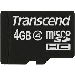 Карта памяти Transcend TS4GUSDC4