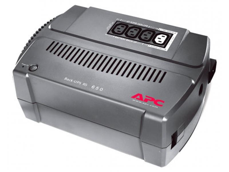 Источник бесперебойного питания APC - BR650CI