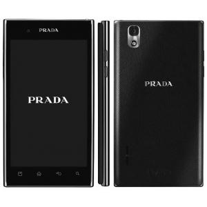 Смартфон LG Prada 3.0 P940 (ACISBK) Black