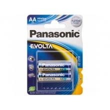 Элемент питания Panasonic EVOLTA  LR6EGE/2BP