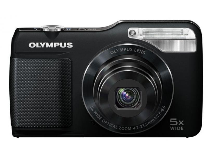 Цифровой фотоаппарат Olympus VG-170 Black