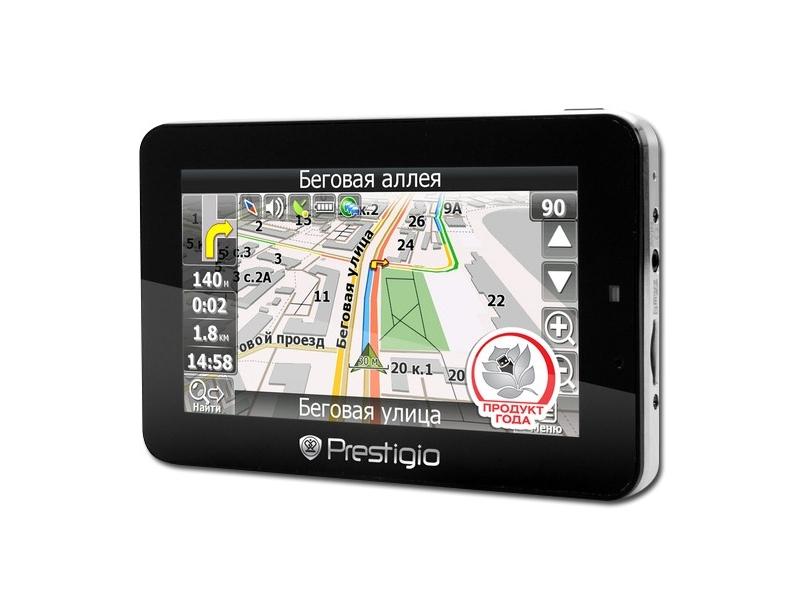 GPS навигатор Prestigio Geovision  4700