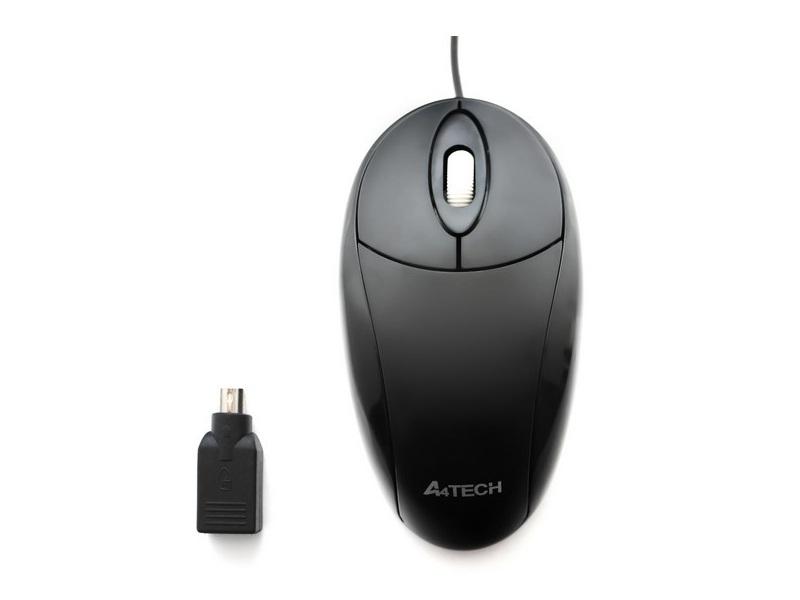 Мышь A4tech M-17 Black