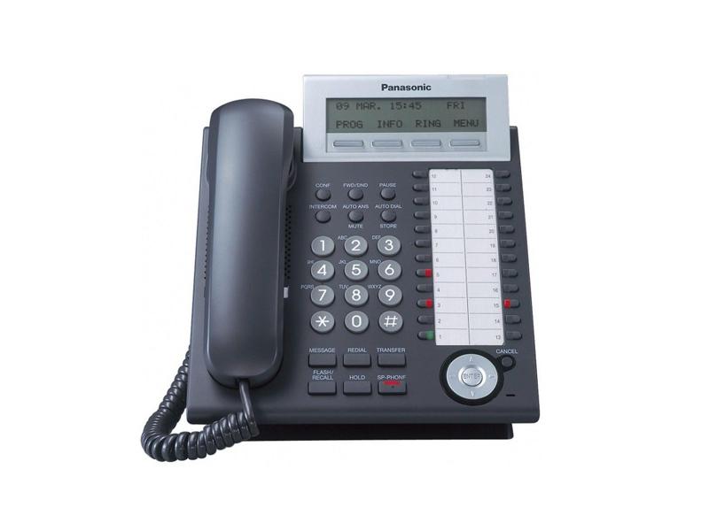 Проводной телефон Panasonic КХ-DТ343RU