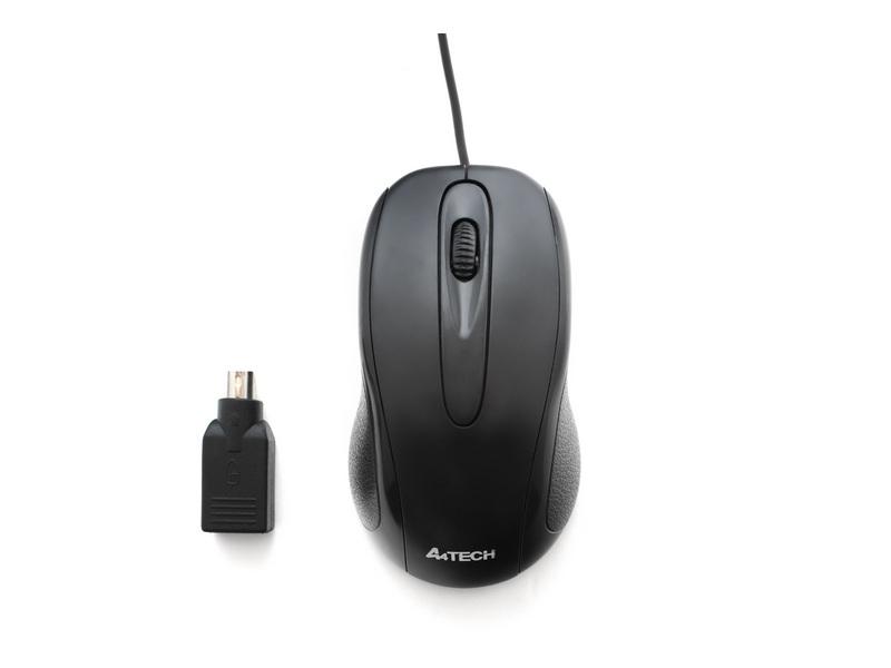 Мышь A4tech M-09 Black