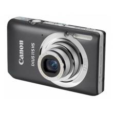 Цифровой фотоаппарат Canon Digital IXUS 115 HS grey