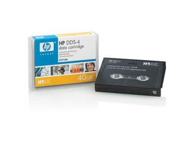 DAT кассета HP C5718A