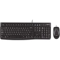 Клавиатура Logitech MK120 + Мышь