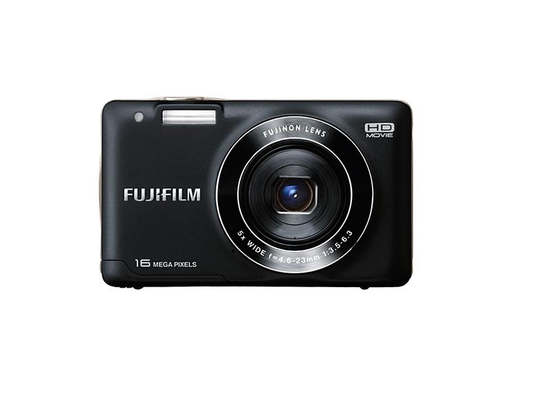 Цифровой фотоаппарат Fujifilm FinePix JX550 black