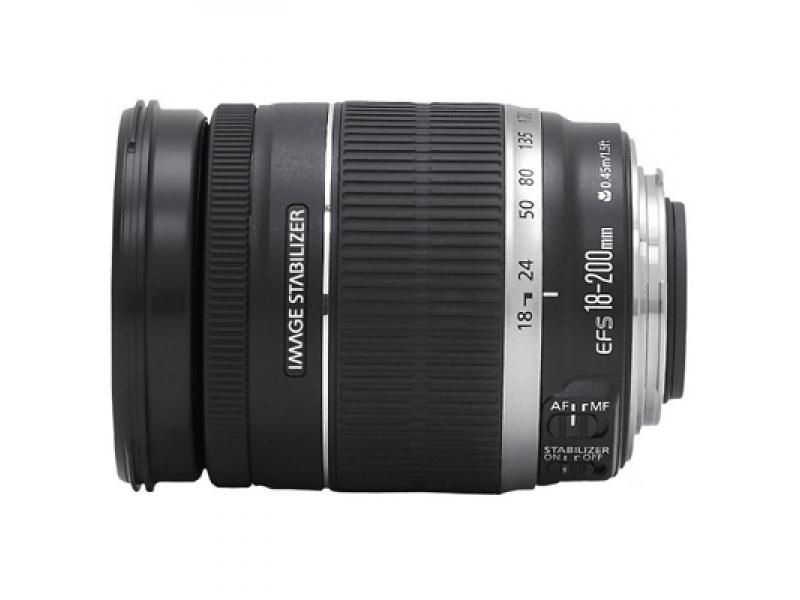 Объектив Canon EF-S 18-200 mm