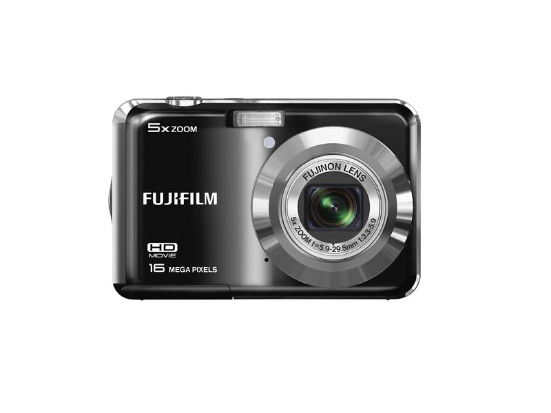 Цифровой фотоаппарат Fujifilm FinePix AX500 Black