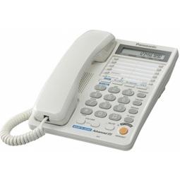 Проводной телефон Panasonic KX-TS2368RUW 2ЛИНИИ