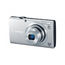 Цифровой фотоаппарат Canon PowerShot A2400 silver