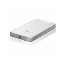 Внешний жесткий диск PQI H567L White/Silver