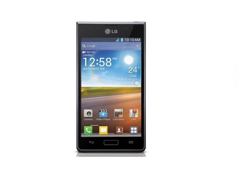 Смартфон LG Optimus L7 P705 (ACISBK)
