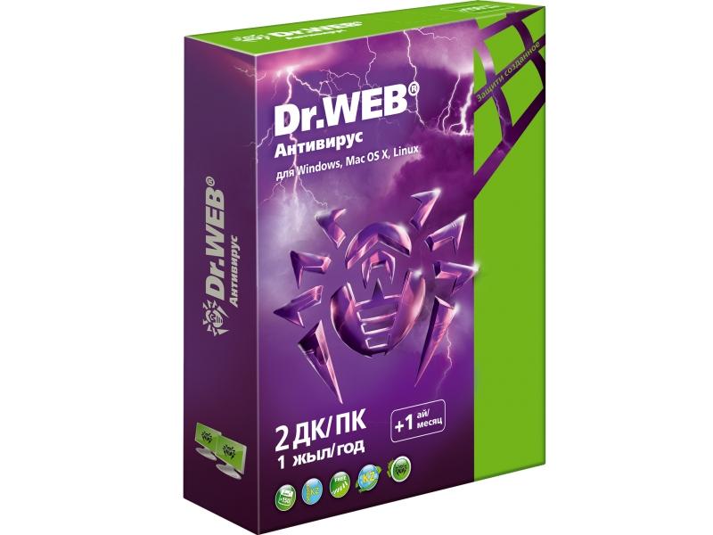 Антивирус Dr.Web Pro Продление На 12 Месяцев