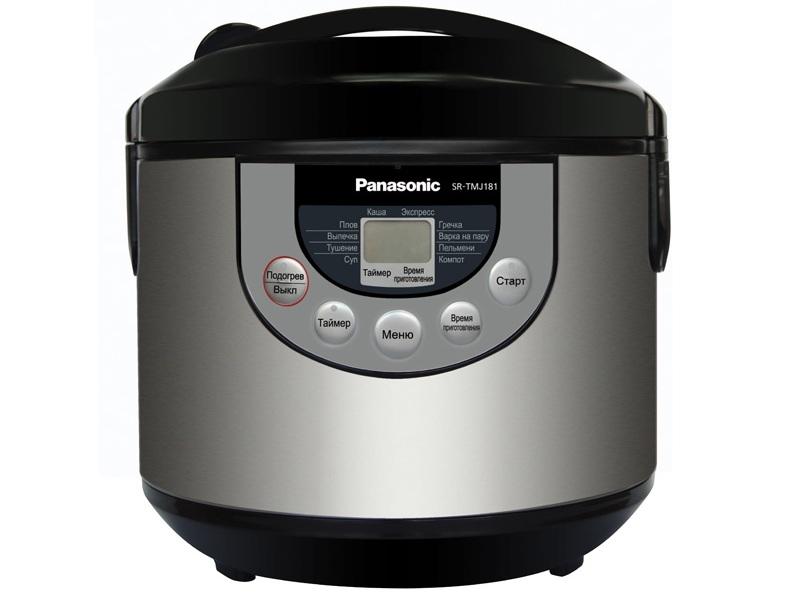 Мультиварка Panasonic SR-TMJ181BTW