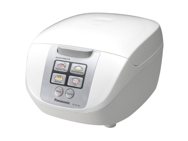 Мультиварка Panasonic SR-DF101WTQ