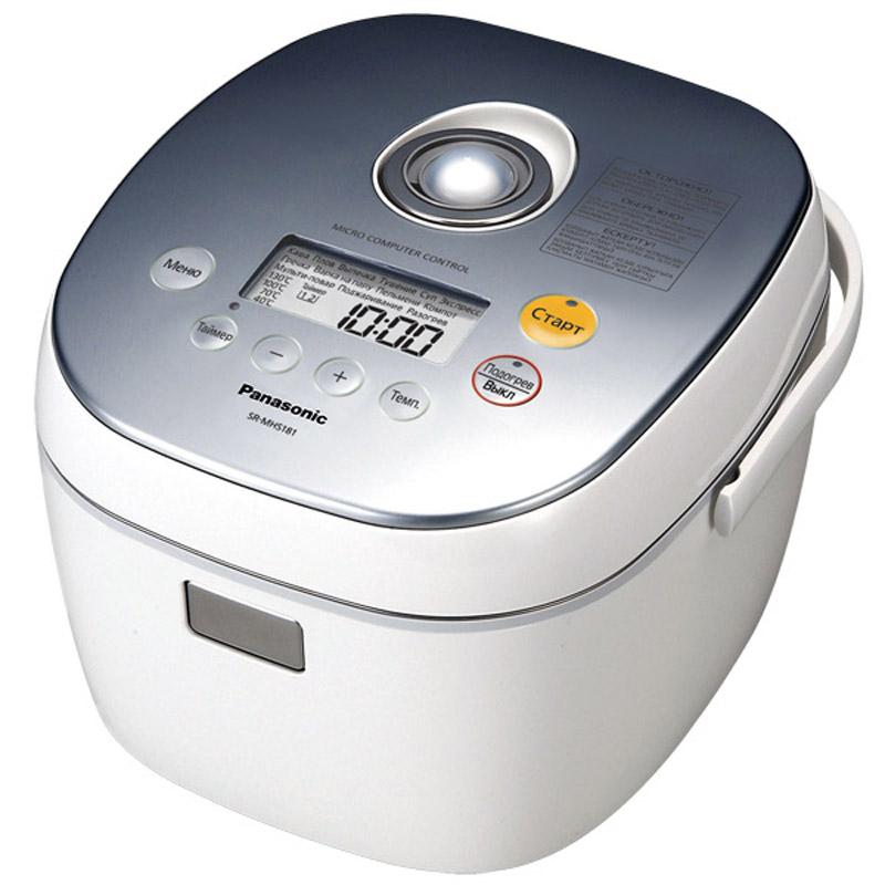 Мультиварка Panasonic SR-MHS181WTQ