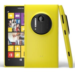 Смартфон Nokia 1020 Yellow