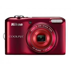Цифровой фотоаппарат Nikon Coolpix L28 Red