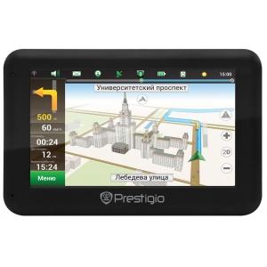 GPS навигатор Prestigio Geovision 5050 (PGPS5050CIS004GBNV)